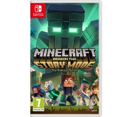 Digital Bros Minecraft: Story Mode - Season Two, Switch Nintendo Switch Basic Inglese