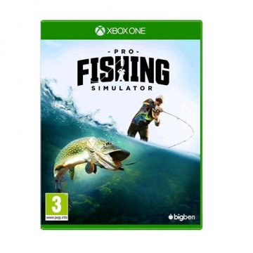 BIG BEN XBOX ONE PRO FISHING SIMULATOR