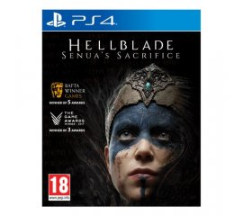 Digital Bros Hellblade Senua's Sacrifice, PS4 videogioco PlayStation 4 Basic