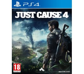 Square Enix Just Cause 4, PS4 videogioco PlayStation 4 Basic Inglese