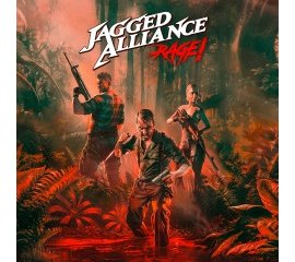THQ NORDIC PS4 JAGGED ALLIANCE: RAGE!