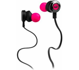 Monster Clarity HD High Definition In-Ear neon pink