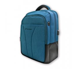 "TECHMADE TECHBAG-T ZAINO NOTEBOOK 15.6"" BLU"