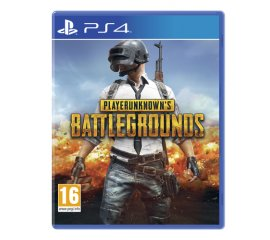 Sony PlayerUnknown's Battlegrounds, PS4 PlayStation 4 Basic