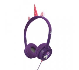 IFROGZ LITTLE ROCKERZ COSTUM CUFFIE UNICORNO