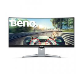 "Benq EX3501R 88,9 cm (35"") 3440 x 1440 Pixel UltraWide Quad HD LED Grigio"