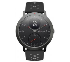 Withings Steel HR Sport smartwatch Nero Analogico GPS (satellitare)
