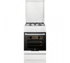 Electrolux RKK20161OW Piano cottura Gas Bianco A