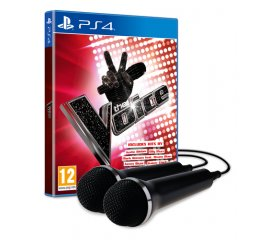 Bigben Interactive The Voice PlayStation 4 Base + supplemento Inglese