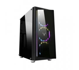 ITEK OPTOIX CABINET GAMING MIDI-TOWER ATX/MICRO-ATX/MINI-ITX FINESTRATO NERO