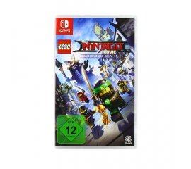 WARNER BROS SWITCH LEGO NINJAGO THE MOVIE VIDEOGAME (CODE) EUROPA