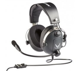 Thrustmaster T.Flight U.S. Air Force Edition Cuffia Padiglione auricolare Connettore 3.5 mm Nero