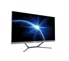 "ADJ ALL IN ONE 27"" i7-7700 4.2GHz RAM 8GB-SSD 480GB-NO S.O. ITALIA SILVER (273-27702)"