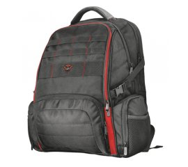 "TRUST GXT 1250 HUNTER ZAINO NOTEBOOK 17.3"" NERO/ROSSO"