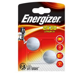 Energizer CR2430 Batteria monouso Litio