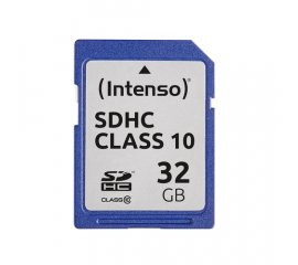 Intenso 32GB SDHC memoria flash Classe 10