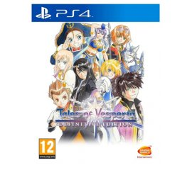 NAMCO PS4 TALES OF VESPERIA: DEFINITIVE EDITION