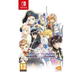 BANDAI NAMCO Entertainment Tales of Vesperia: Definitive Edition, Switch Nintendo Switch Definitiva