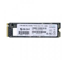 S3+ SSD 1.000GB INTERNO M.2 PCI EXPRESS