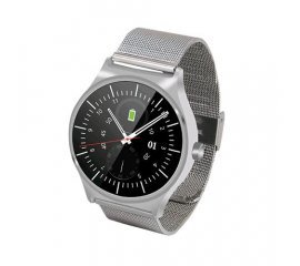 "GOCLEVER FIT WATCH ELEGANCE SMARTWATCH 1.3"" SILVER"