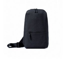 XIAOMI MI CITY SLING BAG ZAINO DARK GREY