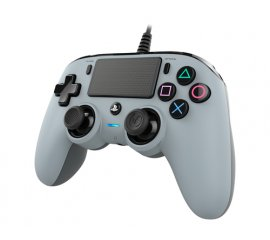 NACON PS4OFCPADGREY periferica di gioco Gamepad PlayStation 4 Analogico/Digitale Grigio