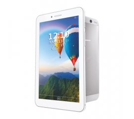 "Techmade TECHPAD 10QC 25,6 cm (10.1"") Mediatek 1 GB 16 GB Wi-Fi 4 (802.11n) 4G LTE Grigio, Bianco Android 6.0"