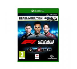 CODEMASTERS XBOX ONE F1 2018 EUROPA