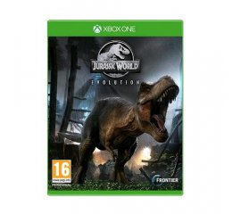 FRONTIER XBOX ONE JURASSIC WORLD EVOLUTION EUROPA