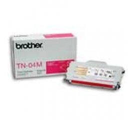 Brother TN04M Magenta Toner Cartridge Originale 1 pezzo(i)