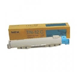 Brother TN-12C cartuccia toner Originale Ciano 1 pezzo(i)