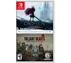UBISOFT SWITCH COMPILATION CHILD OF LIGHT + VALIANT HEARTS
