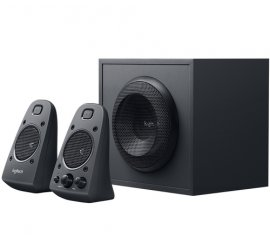 LOGITECH Z625 SPEAKERS SYSTEMS 2.1 CON SUBWOOFER NERO
