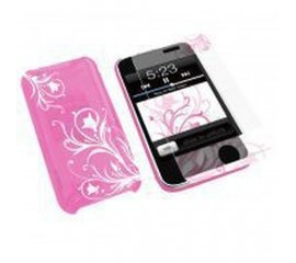 KONNET HARDJAC GRAFFITO iPHONE 3G/GS COVER ROSA