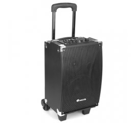 NGS Wild Party Sistema PA trolley 40 W Nero
