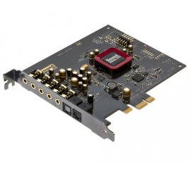 Creative Labs Sound Blaster Z Interno 5.1 canali PCI-E
