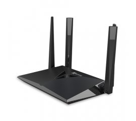 EZVIZ W3 router wireless Dual-band (2.4 GHz/5 GHz) Gigabit Ethernet Nero