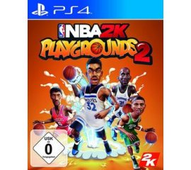 TAKE TWO PS4 NBA 2K PLAYGROUNDS 2 EUROPA
