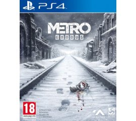 Koch Media PS4 Metro Exodus