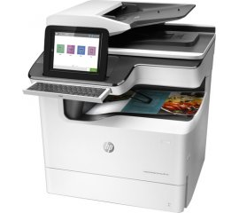 HP PAGEWIDE ENTERPRISE COLOR FLOW 785F MULTIFUNZIONE INK-JET A3 55ppm 2400x1200 DPI FAX LAN ITALIA BIANCO