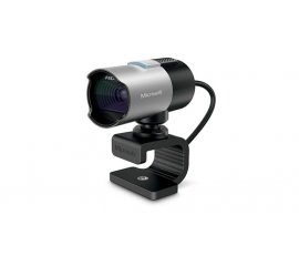 Microsoft LifeCam Studio for Business webcam 1920 x 1080 Pixel USB 2.0 Nero, Argento