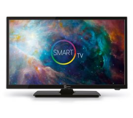 "28000141 TV LED 24""HD DVBT2/S2/HEVC ANDROID SMART LS09"
