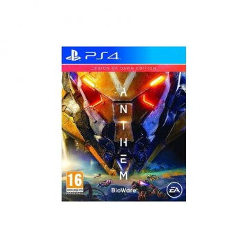 Electronic Arts Anthem Legion of Dawn Edition, PS4 videogioco PlayStation 4 Basic Multilingua