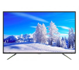 "NODIS ND-55UDSA TV 139,7 cm (55"") 4K Ultra HD Smart TV Wi-Fi Nero, Argento"