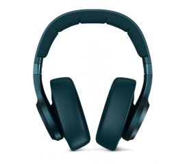 FRESH 'N REBEL CLAM ACTIVE NOISE CANCELLING CUFFIE CON MICROFONO BLUETOOTH COLORE PETROL BLUE