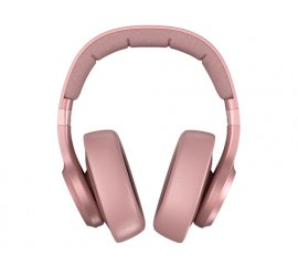 FRESH 'N REBEL CLAM ACTIVE NOISE CANCELLING CUFFIE CON MICROFONO BLUETOOTH COLORE PINK