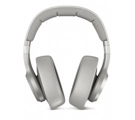 FRESH 'N REBEL CLAM ACTIVE NOISE CANCELLING CUFFIE CON MICROFONO BLUETOOTH COLORE SILVER