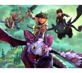 BANDAI NAMCO Entertainment Dragons Dawn of New Riders, Nintendo Switch videogioco Basic