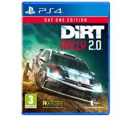 Koch Media DiRT Rally 2.0 Day One Edition ITA PlayStation 4