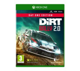 Koch Media DiRT Rally 2.0 Day One Edition, Xbox One videogioco PlayStation 4 ITA